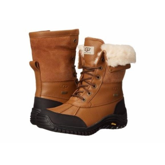 93c3f2c7d75 UGG Women s Adirondack II Waterproof Lace Up Boots